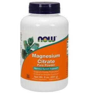 Citrato De Magnesio En Polvo