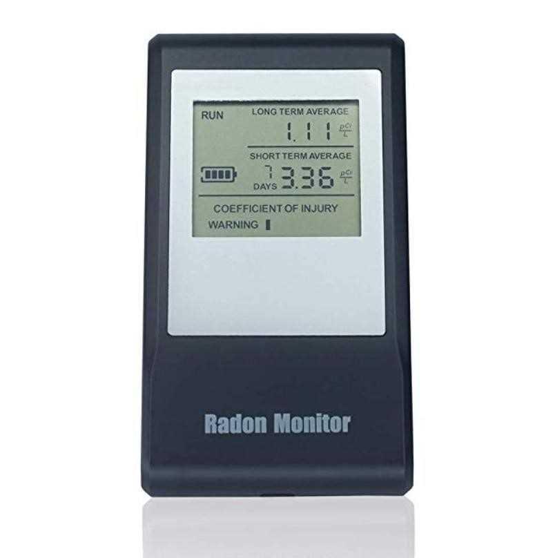 Detector De Radon