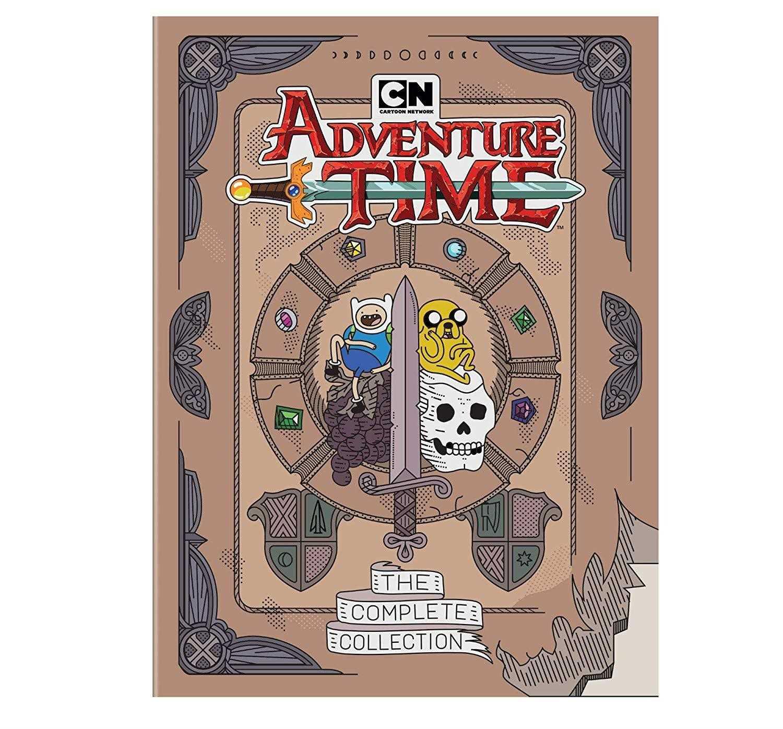 Mejor Hora De Aventuras Dvd
