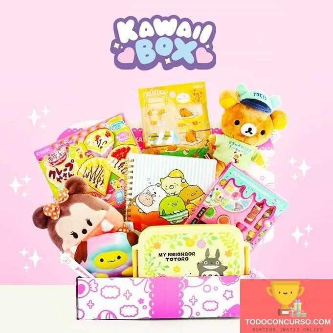 Kawaii Box España