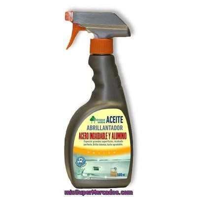 Limpiador Acero Inoxidable