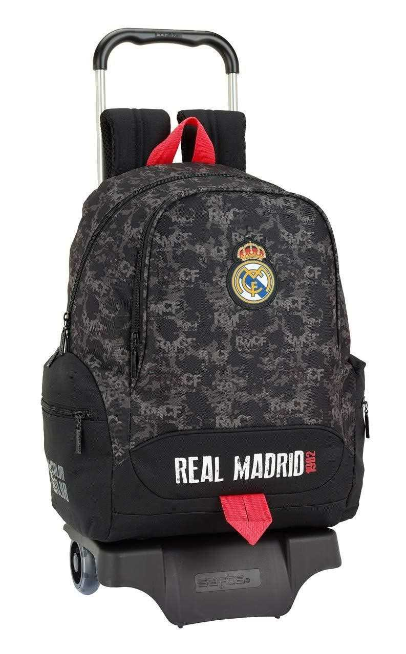 Mochilas Real Madrid Con Ruedas