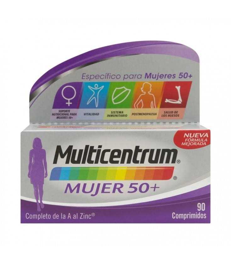 Mejor Multicentrum Mujer 50+
