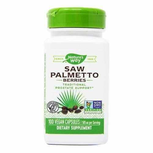 Saw Palmetto Comprar