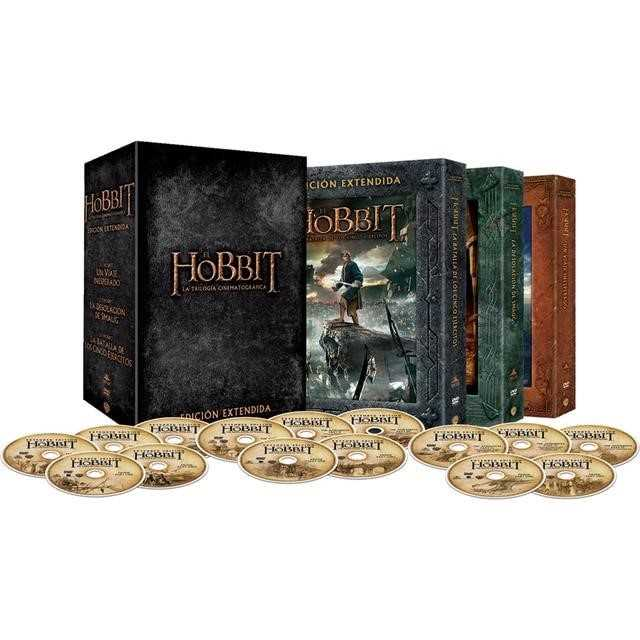 Trilogia El Hobbit Version Extendida Dvd