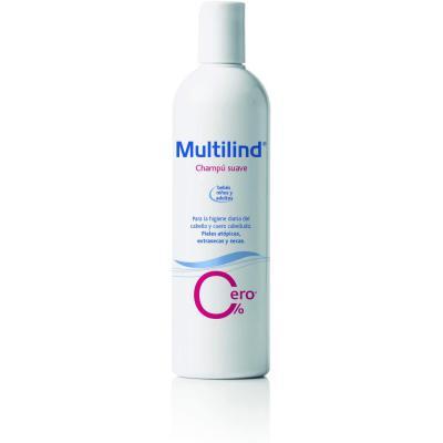 Multilind champú hipoalergénico para una higiene del cabello y cuero cabelludo sensible
