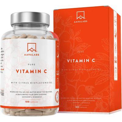 Vitamina C Pura Altamente Concentrada