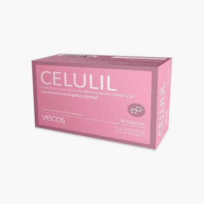 Celulil Vecos para combatir la celulitis y la piel naranja