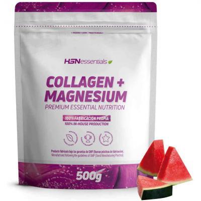 Colágeno Hidrolizado con Magnesio de HSN