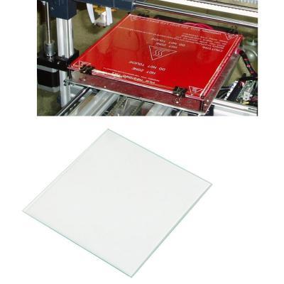 LEADSTAR Placa de Vidrio de Borosilicato Cama Templado de Vidrio de Borosilicato de Placa Impresora 3D MK2 MK3 Climatizada 213