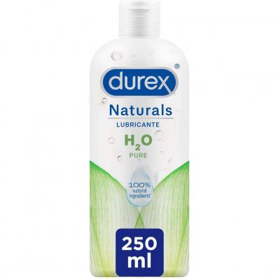 Durex Naturals H2o Lubricante
