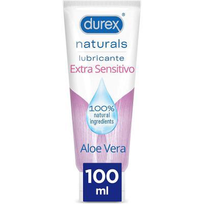 Durex Naturals Extra Sensitivo Lubricante