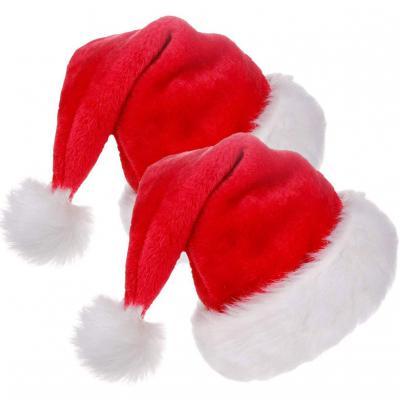 2 Gorros de Papa Noel