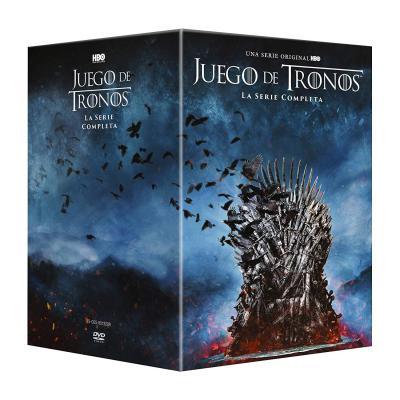 Juego De Tronos Temporada 1-8 Colección Completa Dvd