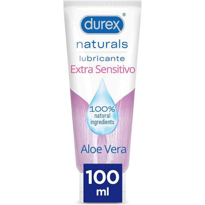 Durex Naturals Extra Sensitivo Lubricante Base Agua