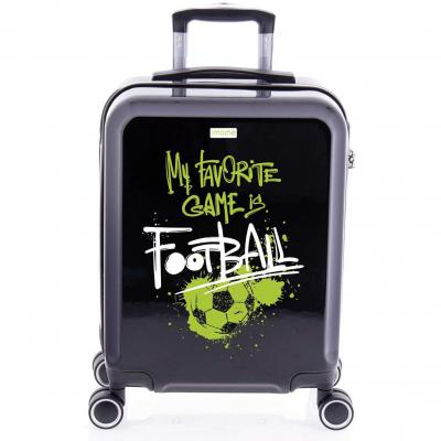 Imome Cool Maleta de Cabina Infantil Football 55x40x20 cm