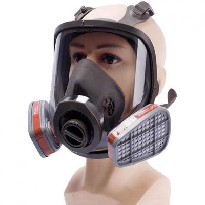 Máscara de Gas Facial Completa