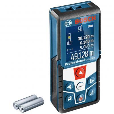 Bosch Professional Medidor láser de distancia GLM 500