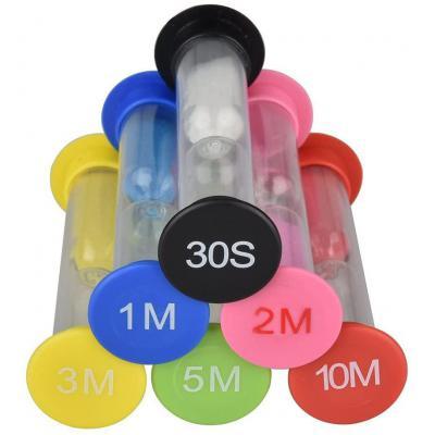 6 Colores Reloj De Arena