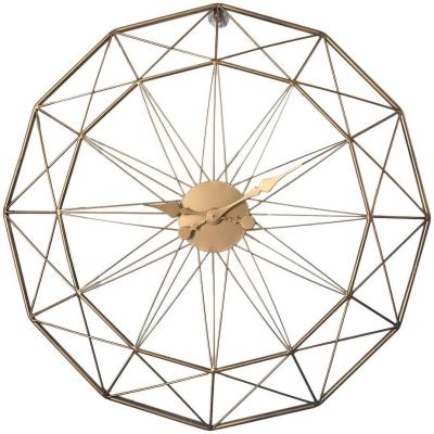 Tosbess 60cm Relojes De Pared Silencioso