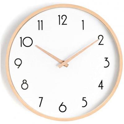 Small And Beauty Reloj De Pared Reloj De Pared Silencioso