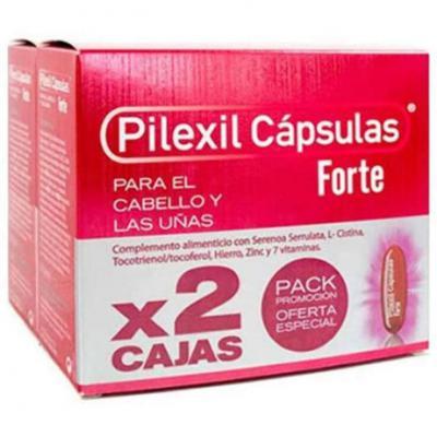 Pack pilexil forte dos cajas 100 cápsulas