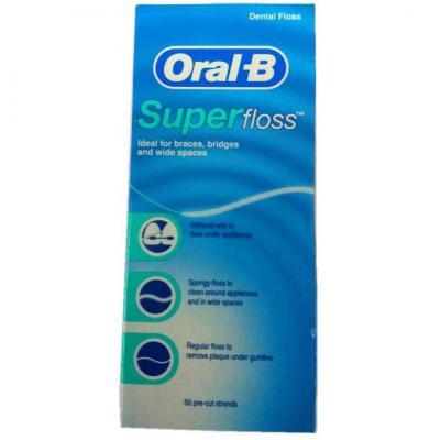 Oral B Hebras Pre-cortadas Superfloss