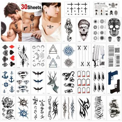 Konsait Tatuajes temporales para adultos Mujer
