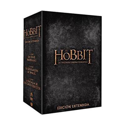 Trilogia El Hobbit Extendida Dvd