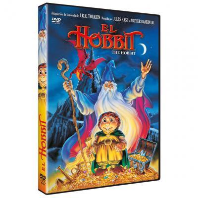 El Hobbit Dvd