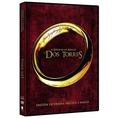 El Señor De Los Anillos: Las Dos Torres Ed. Extendida Dvd