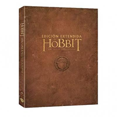 El Hobbit: Un Viaje Inesperado Edición Extendida Dvd