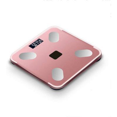 Balanzas de grasa corporal Bluetooth