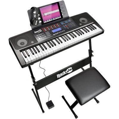 RockJam Kit de 61 Teclado de piano digital